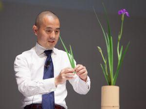 講師の井上太市さん