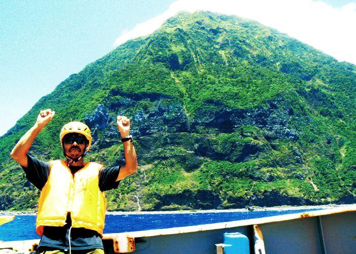 南硫黄島の写真1