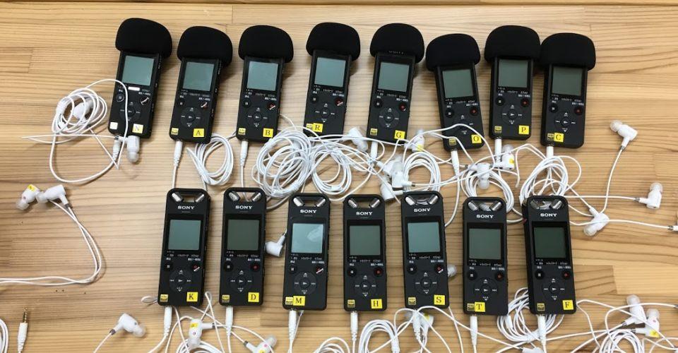 最新ICレコーダーICD-SX2000とワイヤレスポータブルスピーカーSRS-HG10