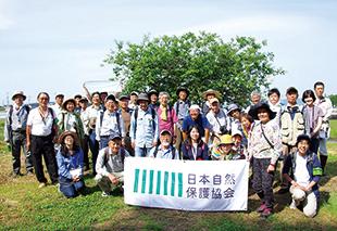 2018調査会参加者の集合写真
