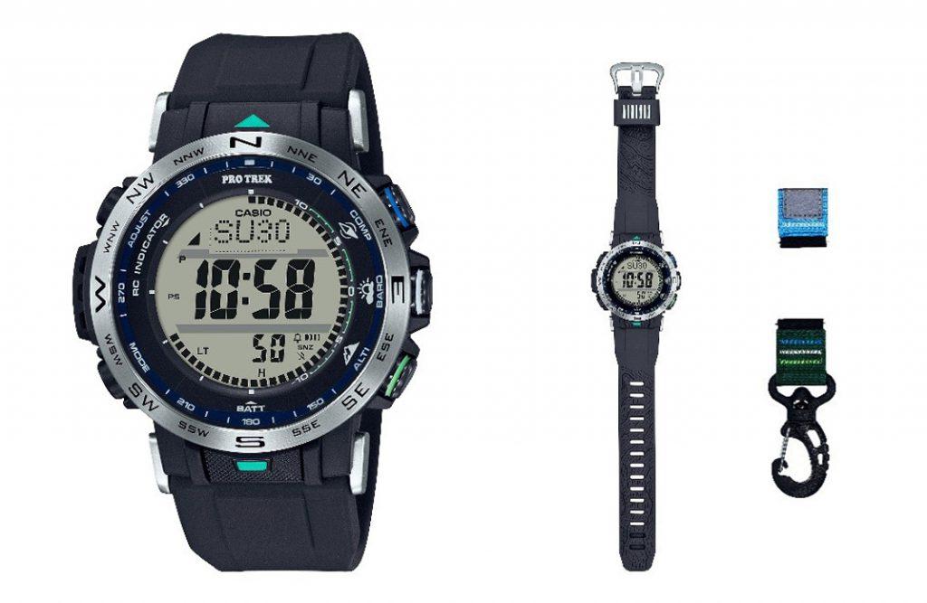 腕時計(PRO TREK)の画像
